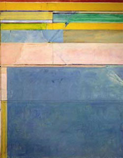 Richard Diebenkorn- Ocean Park No. 116